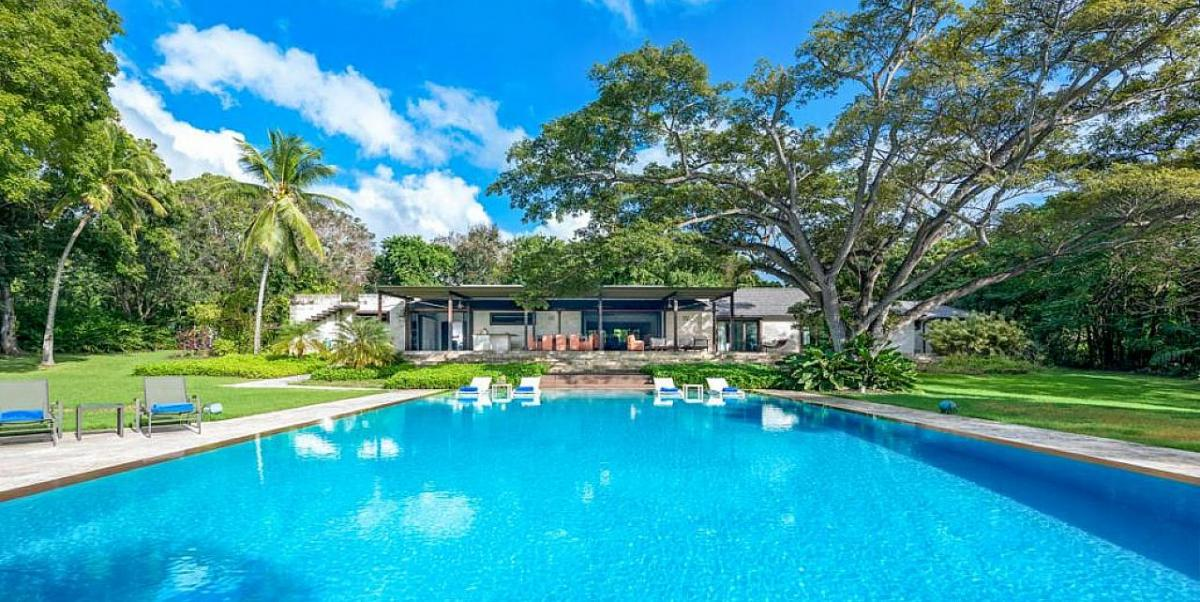 Barbados villas to rent for new year 2019