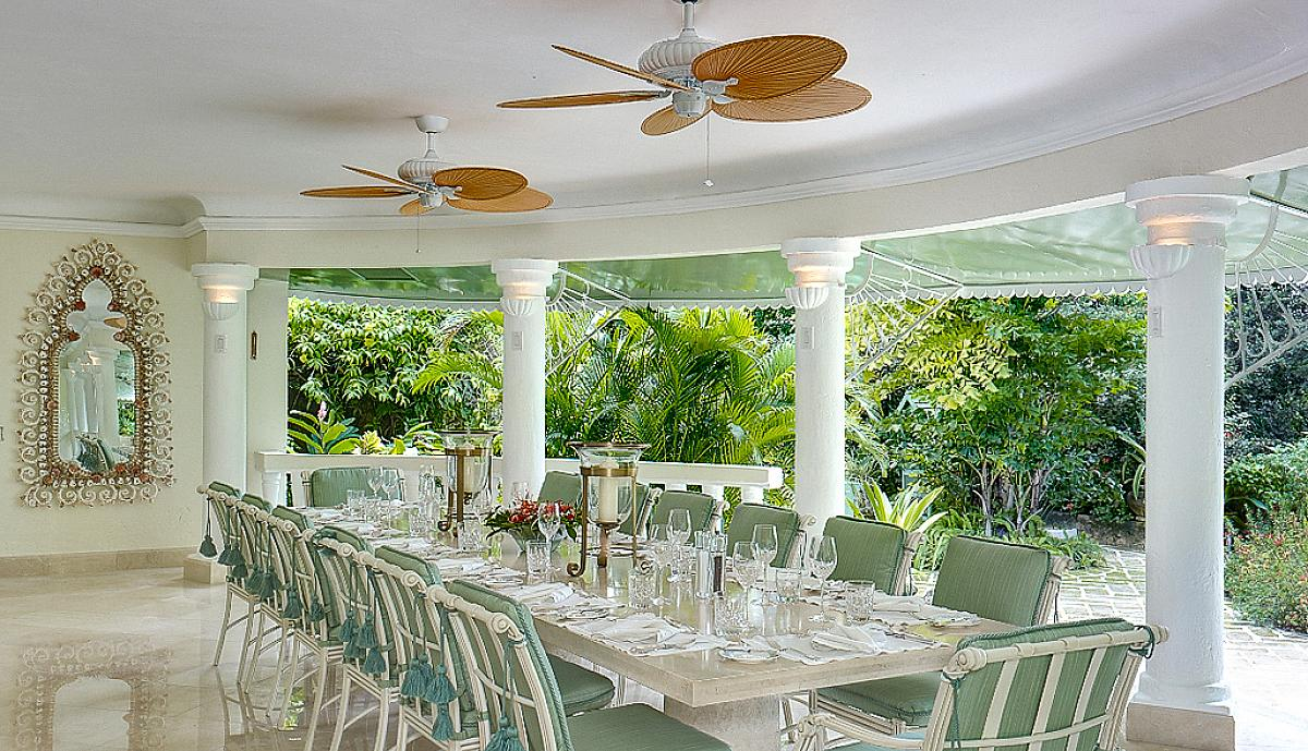 Best villas on the beach in Barbados