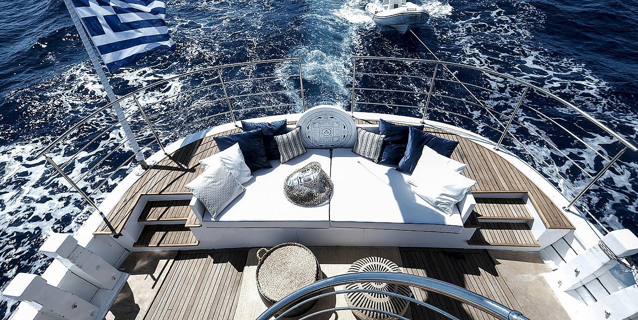 Alexa J - Luxury Superyacht