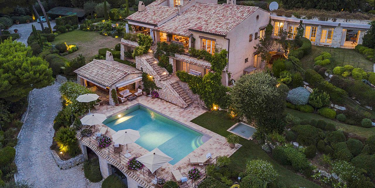 Villas to rent in South of France