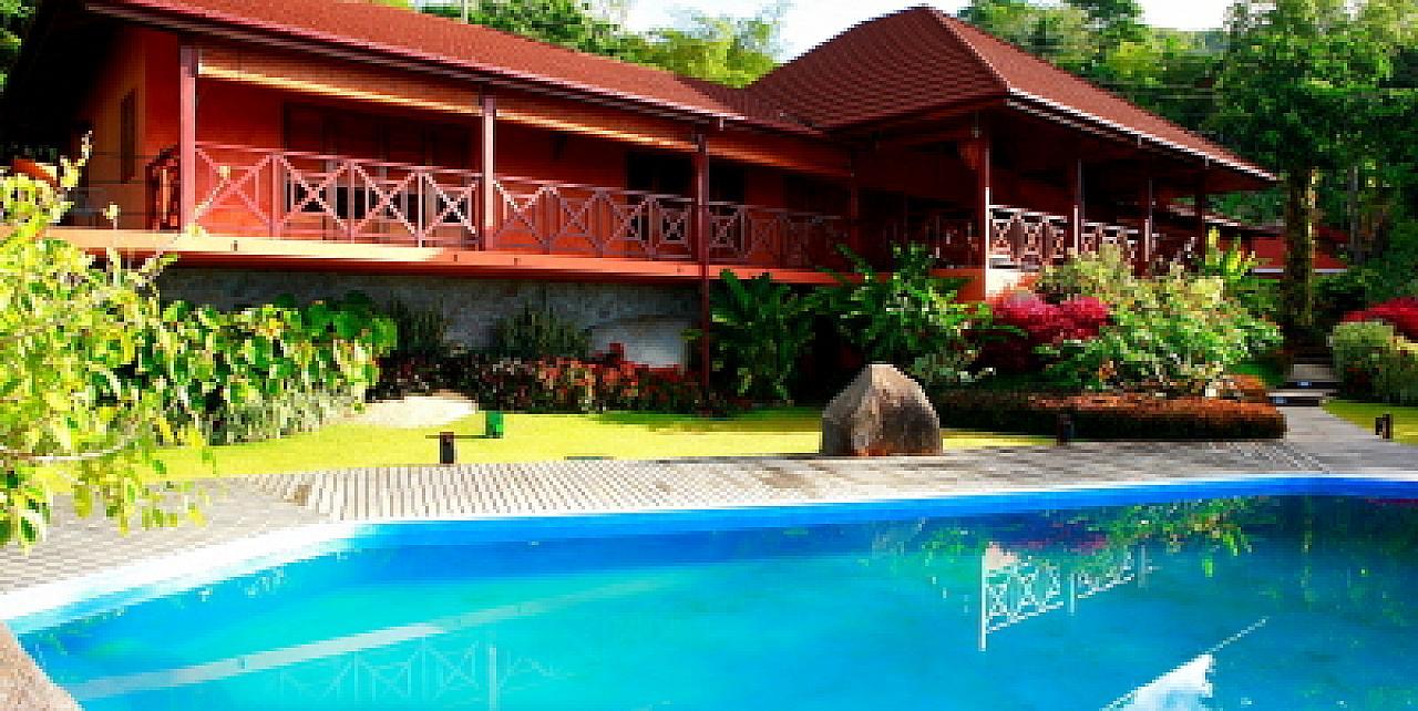 Li-Al-Do Villa and Pool