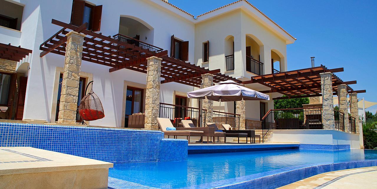 Aphrodite Hills Cyprus - Elite 5 Bedroom Villa & Pool