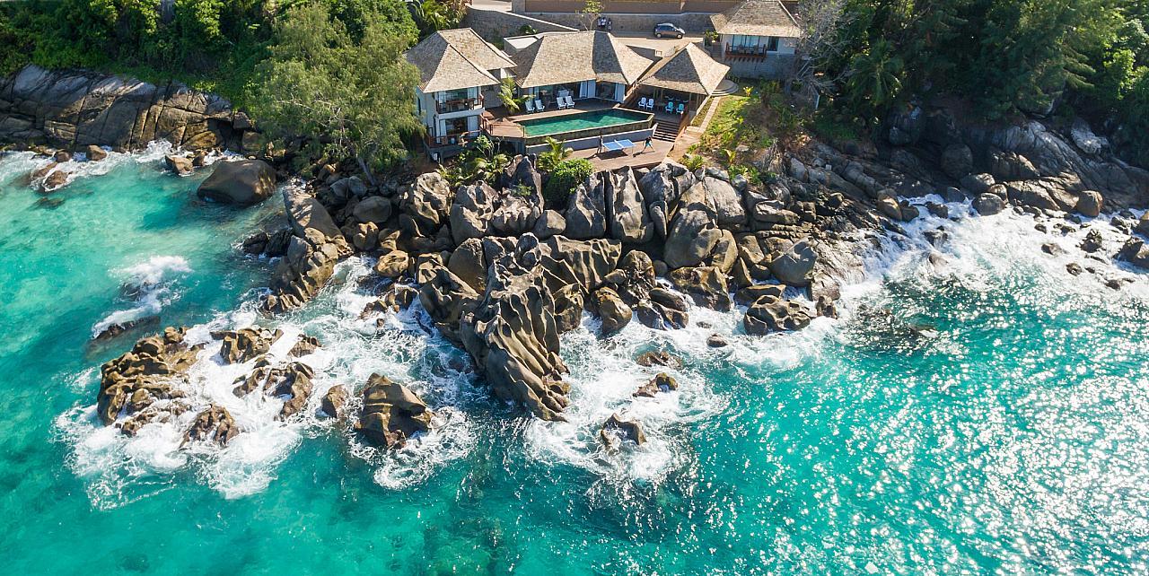 Villa Sea Monkey Mahe Seychelles