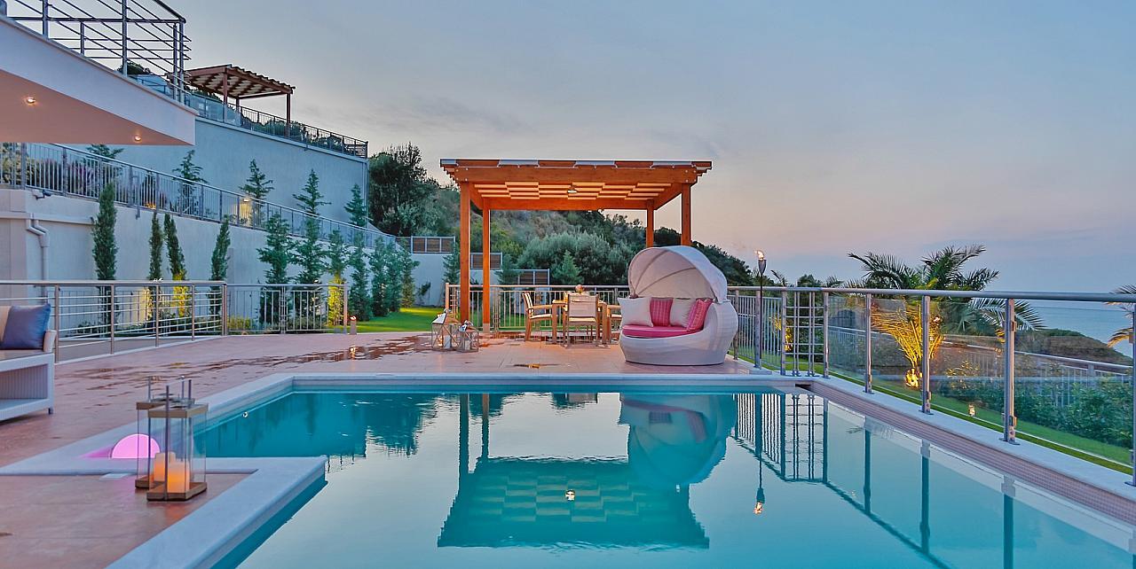 Villa Sagittarius 6 bedroom villa - Skiathos
