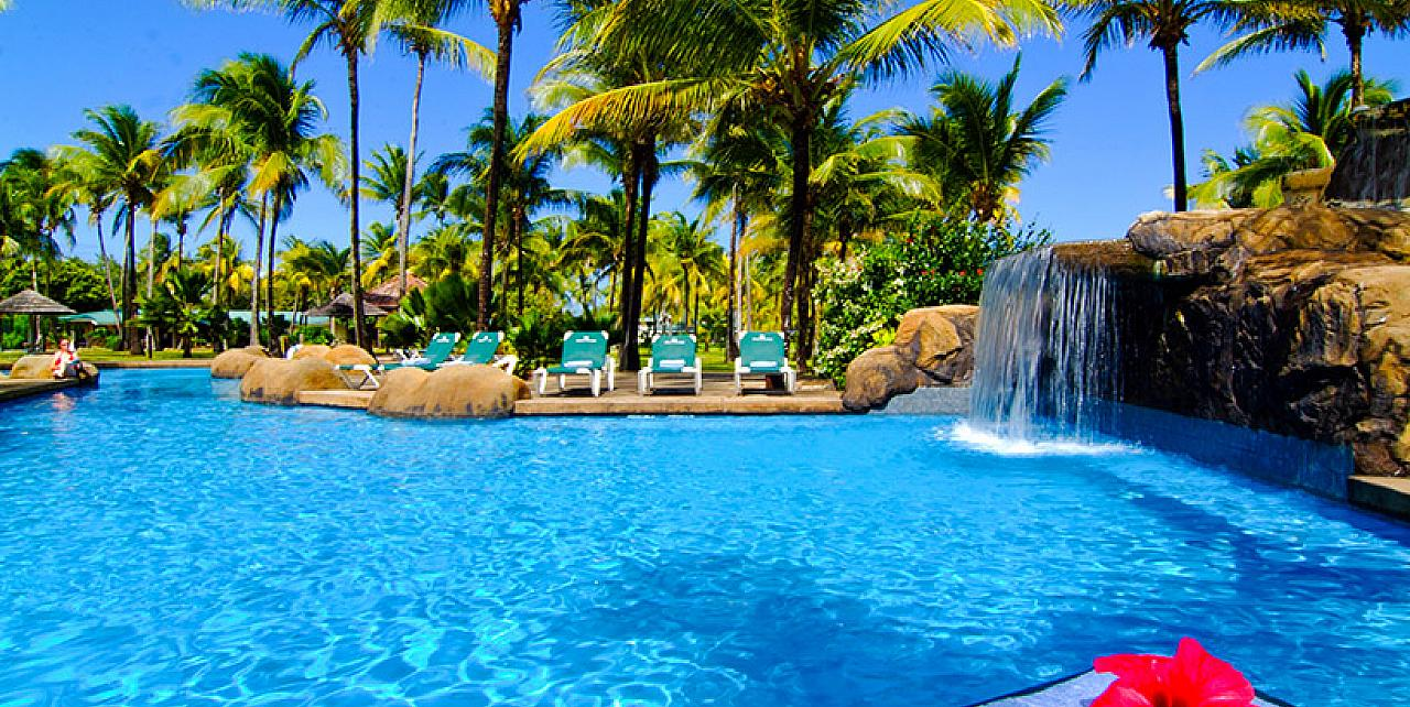 Grenadines, Palm Island Resort - Pool
