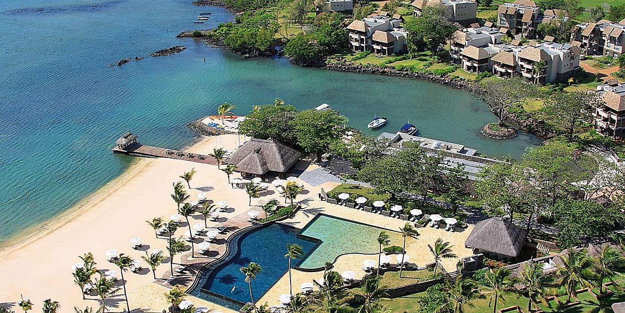Anahita The Resort in Mauritius - Aerial View