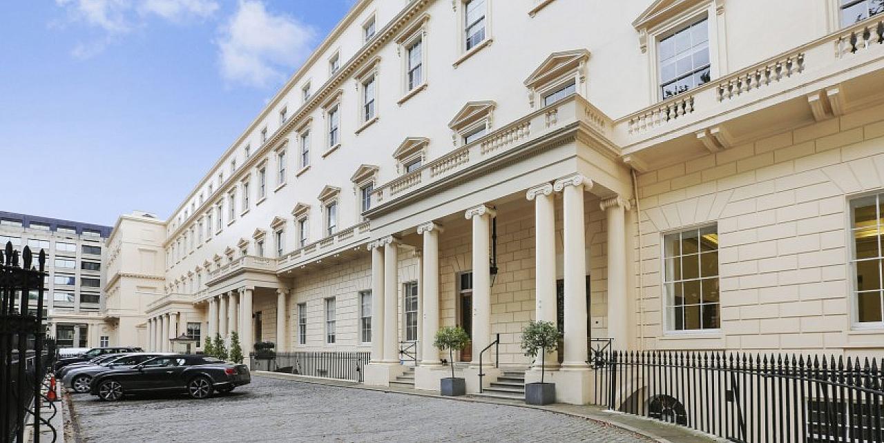 The Penthouse, Carlton House Terrace