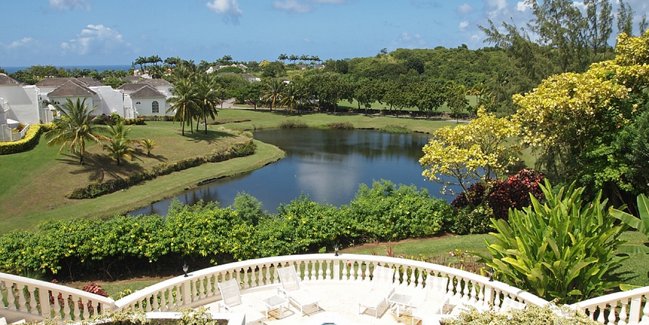 Lakehouse, Royal Westmoreland, Barbados