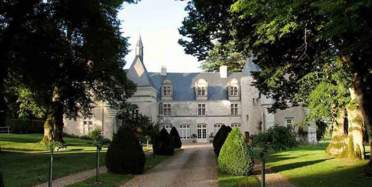 Chateau in Touraine