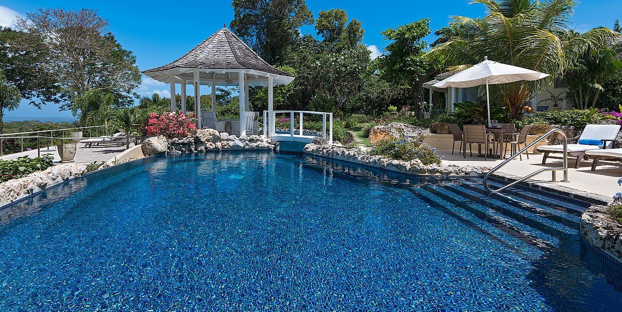Barbados Sandy Lane Point of View Villa