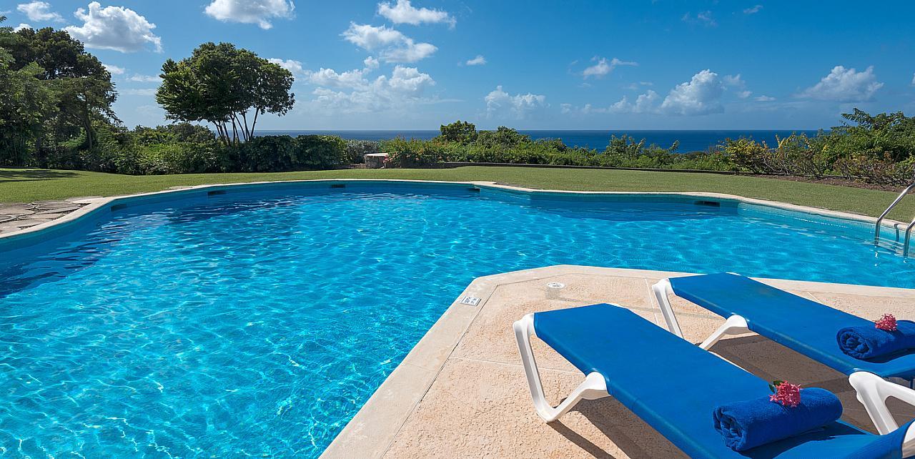 Barbados, San Flamingo Villa - Pool