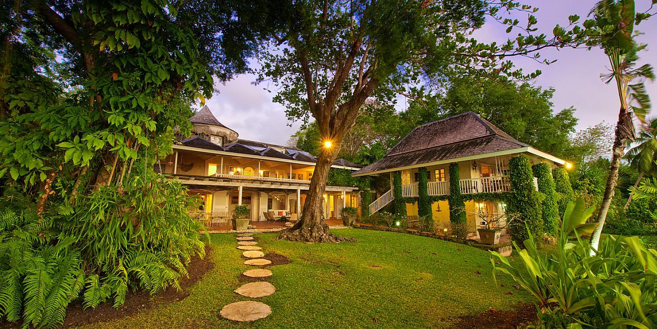 Barbados, Mullins Mill Villa