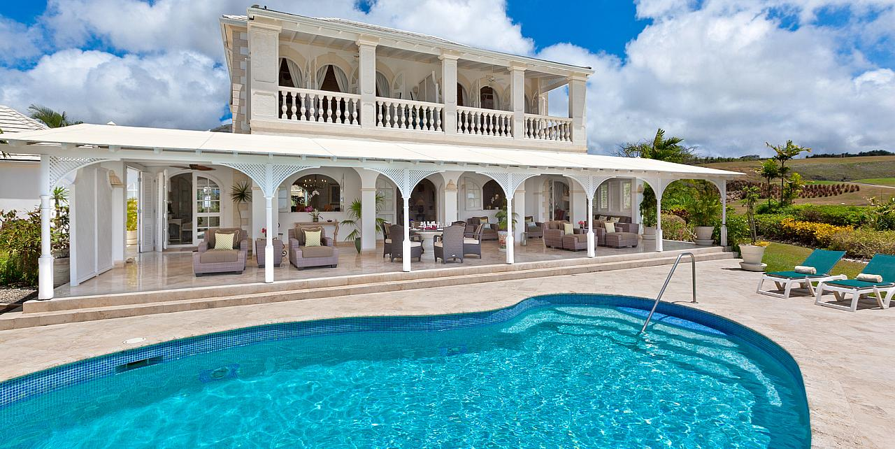 Tradewinds Royal Westmoreland Barbados - 4 bedroom villa