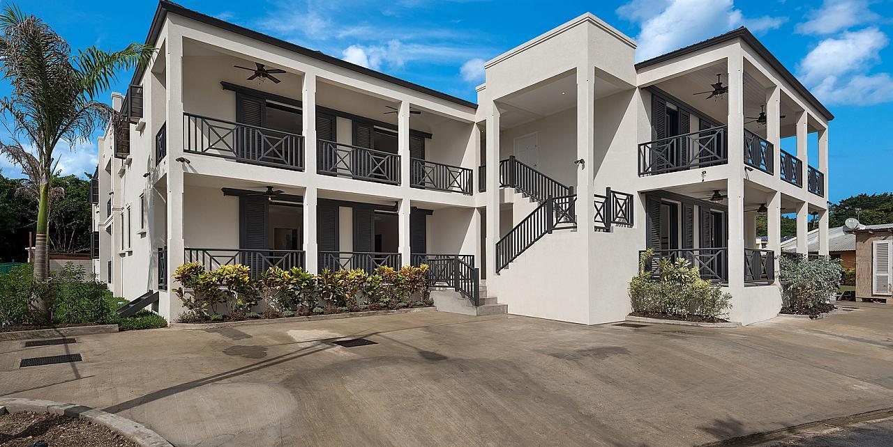 Barbados, Clarence House - Jamestown Park