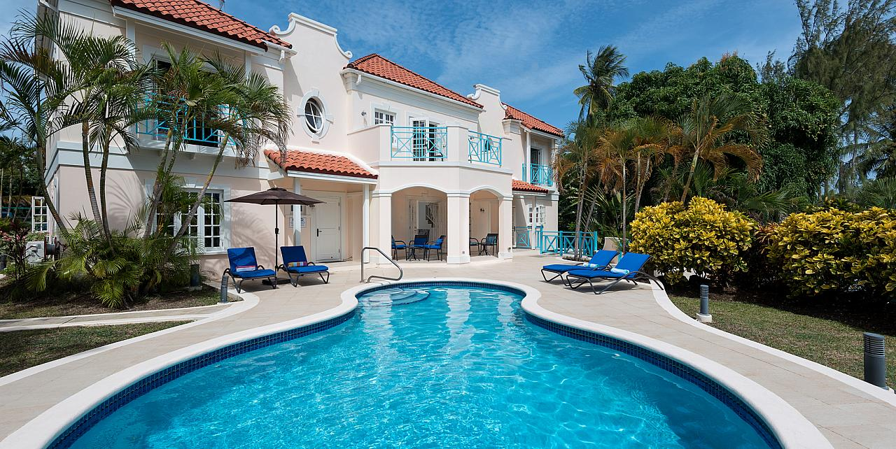 Barbados, Sundown Villa & Pool