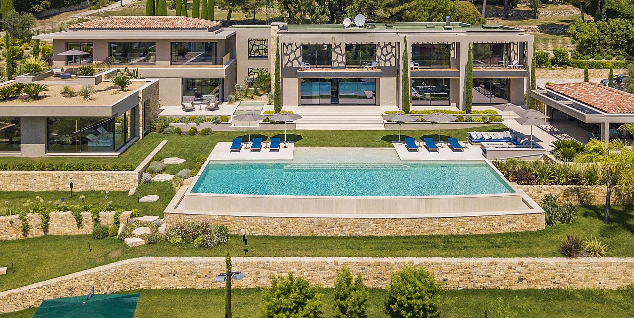 Villa Santon - South of France