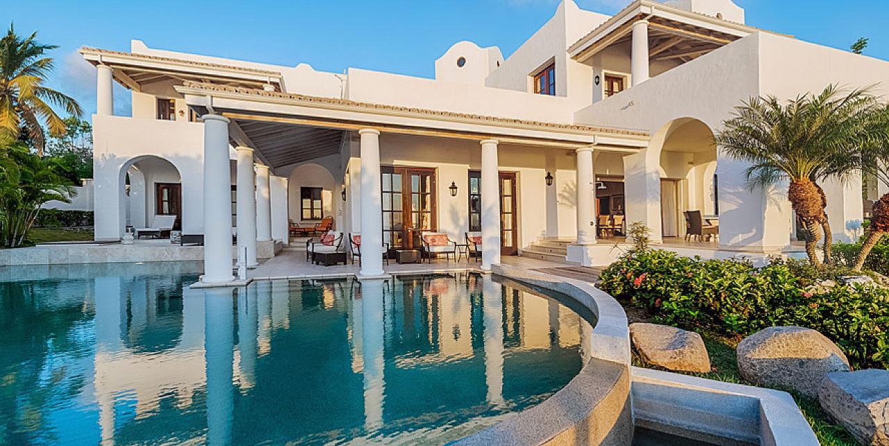 St Martin, 3 Bedroom Villa La Samanna - Sucrier