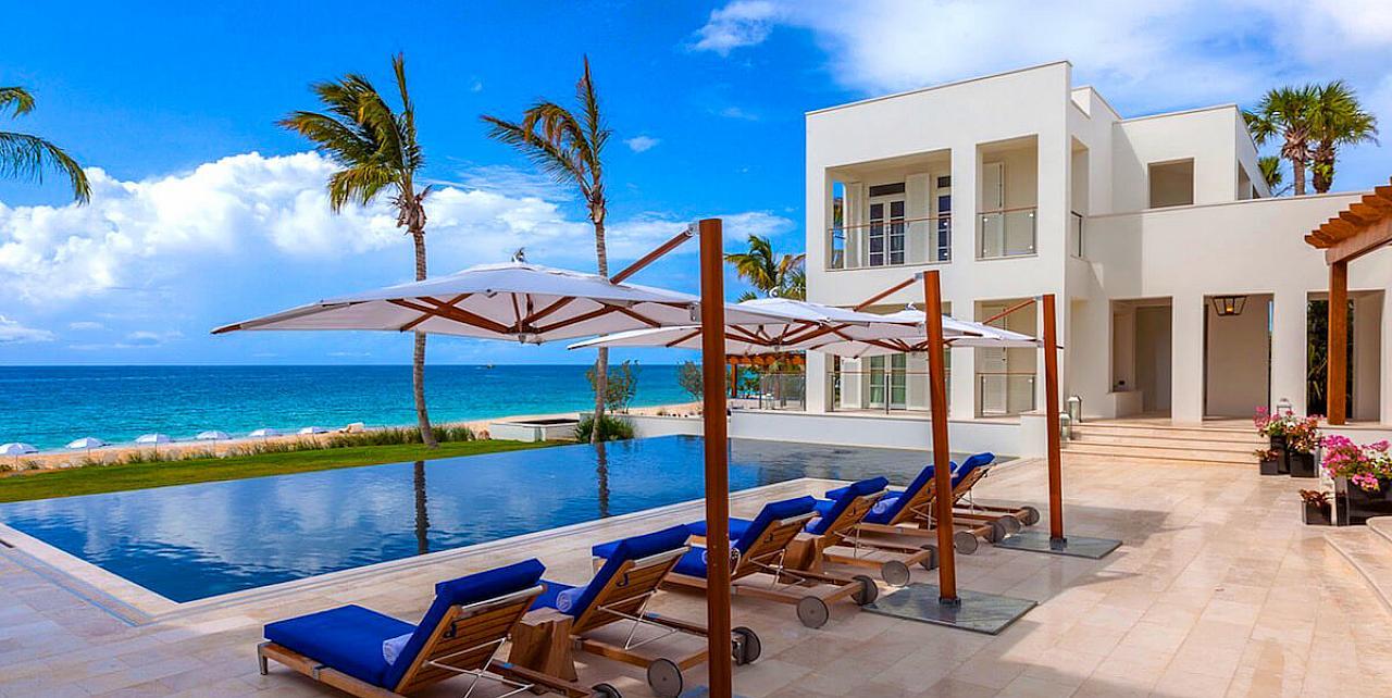 Anguilla, 9 Bedroom Cerulean Villa & Spa