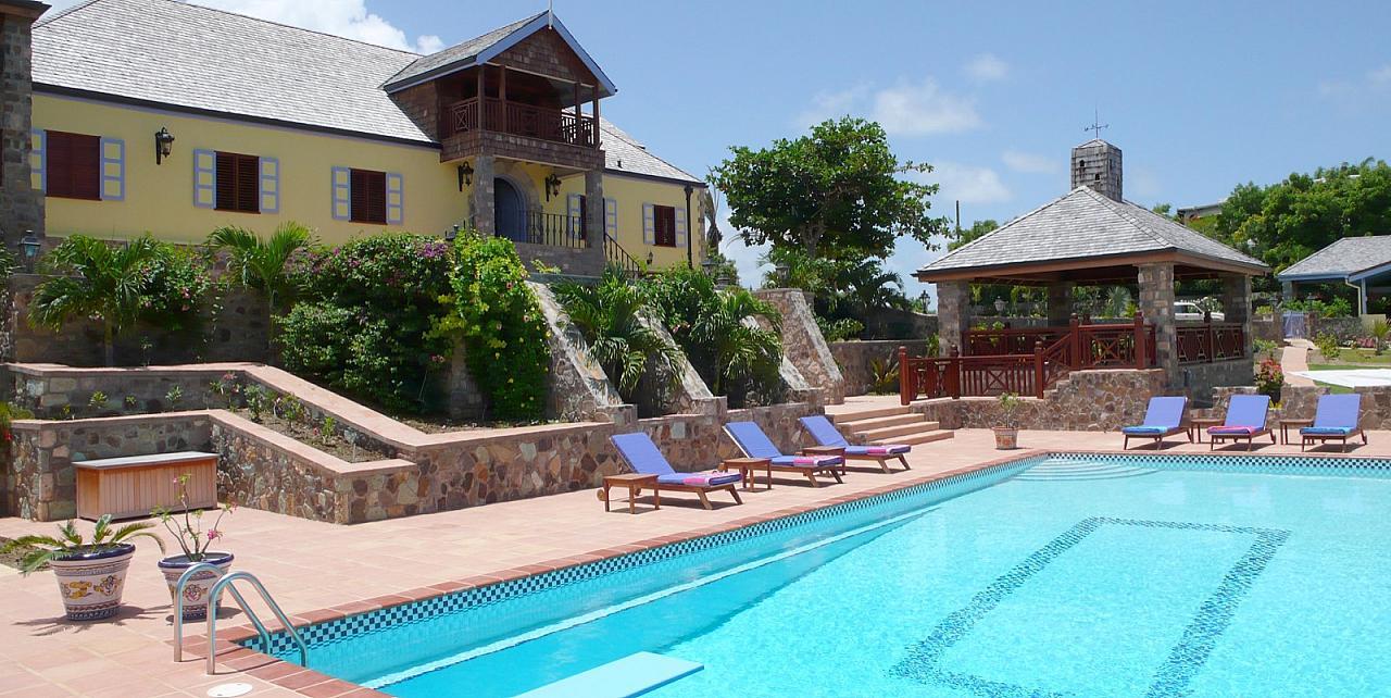 Antigua, 5 Bedroom Villa St Anne's Point