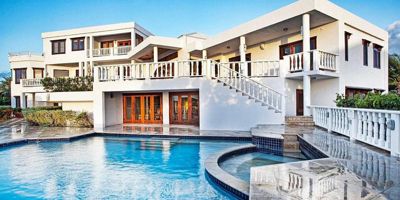 Anguilla, 7 Bedroom Harmony - Sheriva Resort
