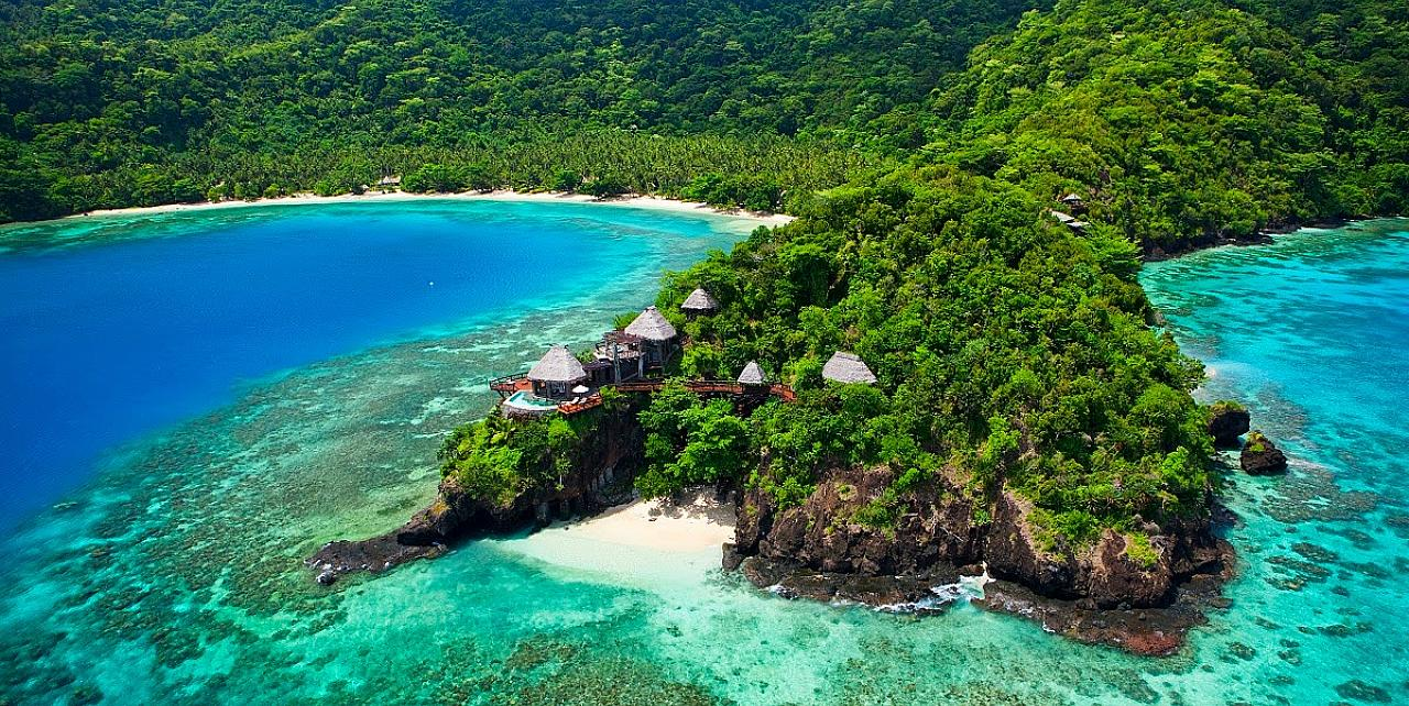 Laucala Private Island - Fiji
