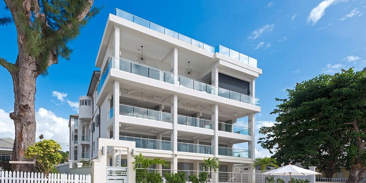The One at The St. James Apartments Barbados