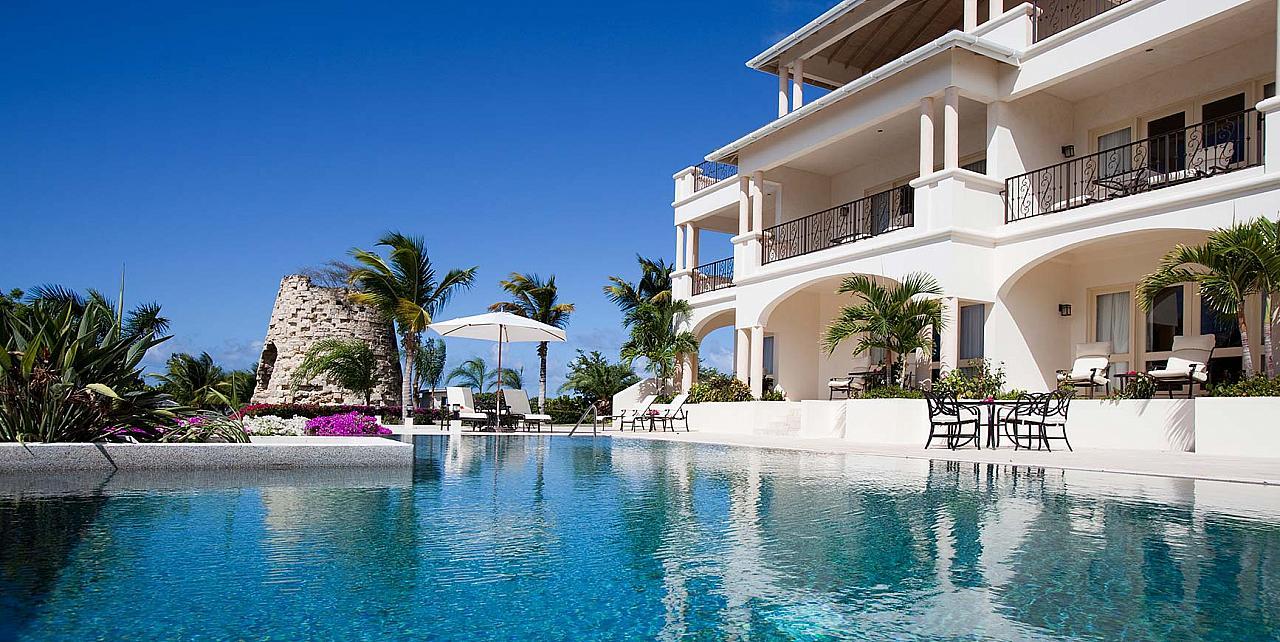 Antigua, Blue Water Cove Suites