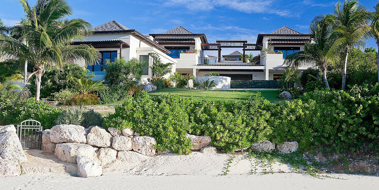 Villa Nevaeh - 9 bedroom beachfront Estate Anguilla