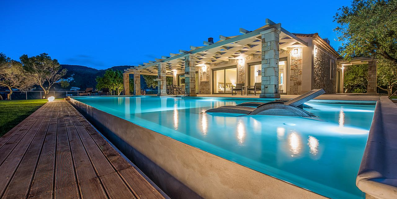 Artina Villa 3 bedroom villa with pool Zakynthos Greece