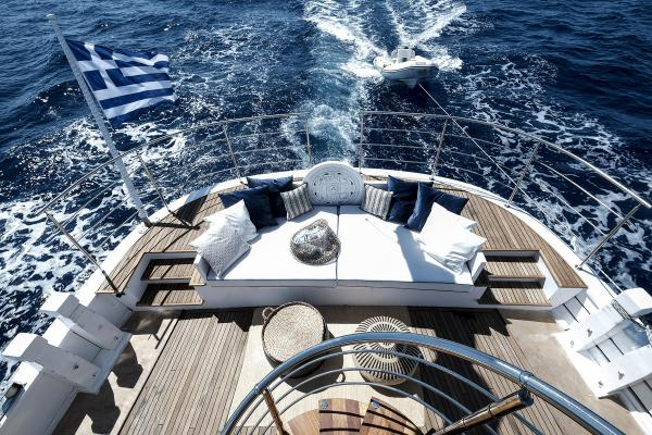 Alexa J - Luxury Superyacht