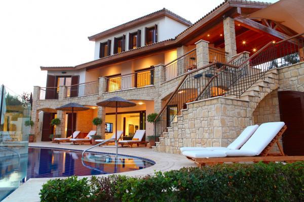Aphrodite Hills Resort - Mythos Villa Ouranos