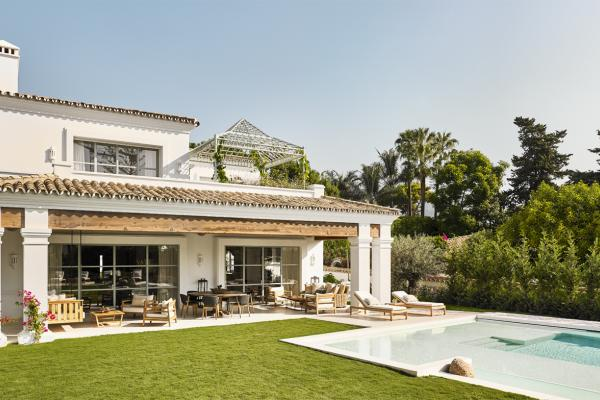 Villa Anil at Marbella Beach Club