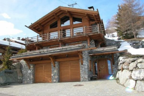 Chalet Bourbon in Verbier