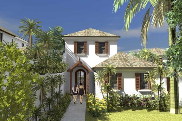Apes Hill Club- The Garden Wall Courtyard Villa