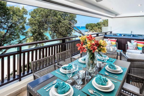 Coral Cove 11 - Beachfront