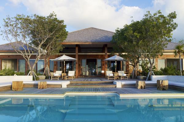 Tamarind Guest Villa at COMO Parrot Cay