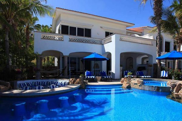 Beachfront Villa 482