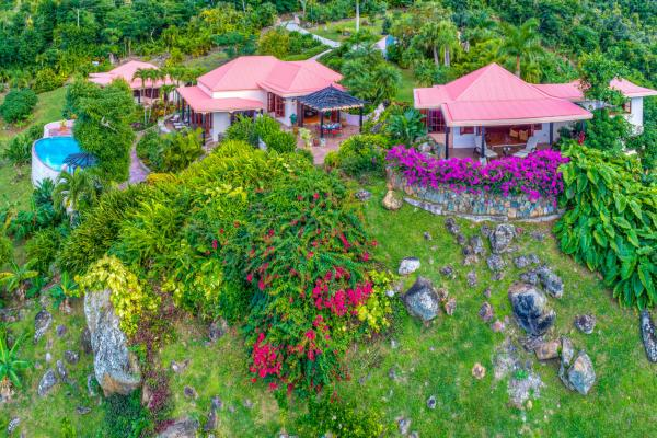 Canefield House, Tortola