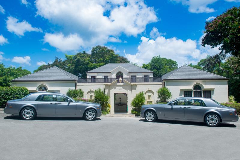 Sandy Lane Hotel Villa