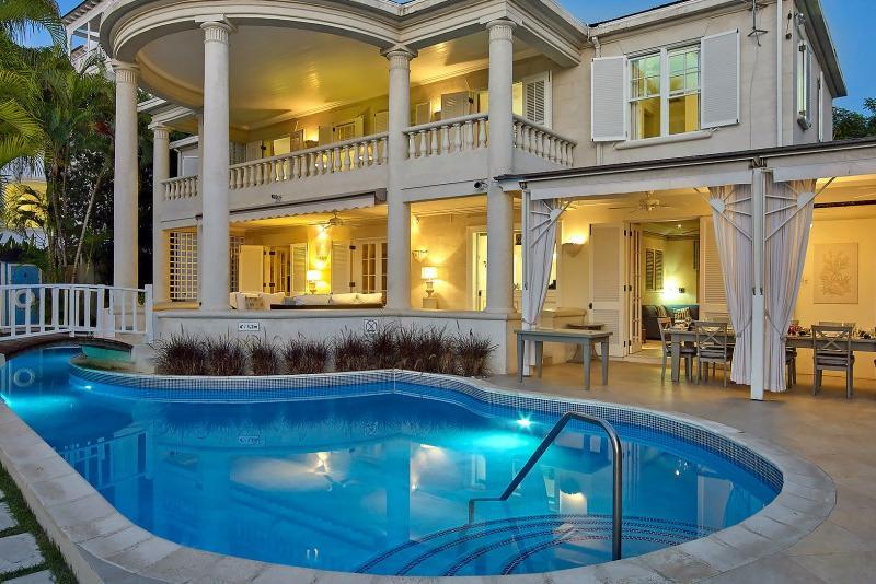 Beachfront New Mansion